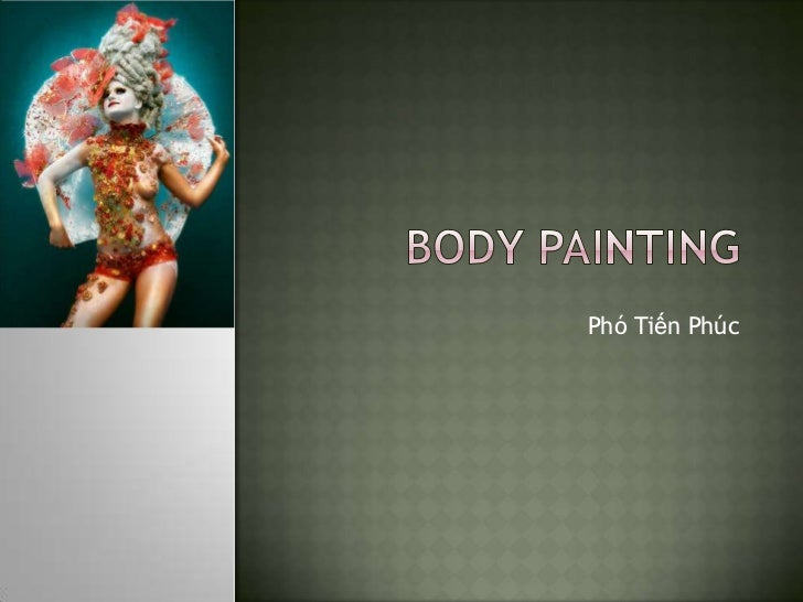 Body painting2