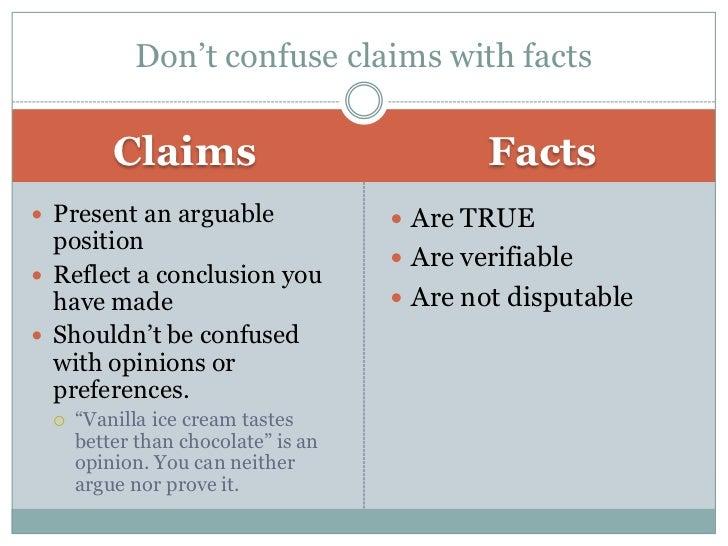example of factual essay