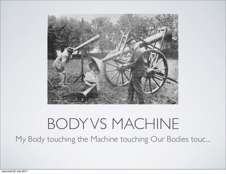 Body vs Computer