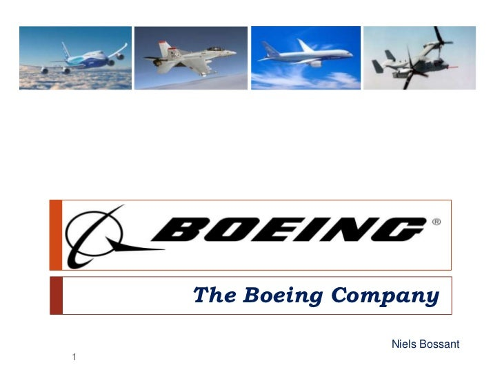 Financial analysis of The Boeing Company of 2010