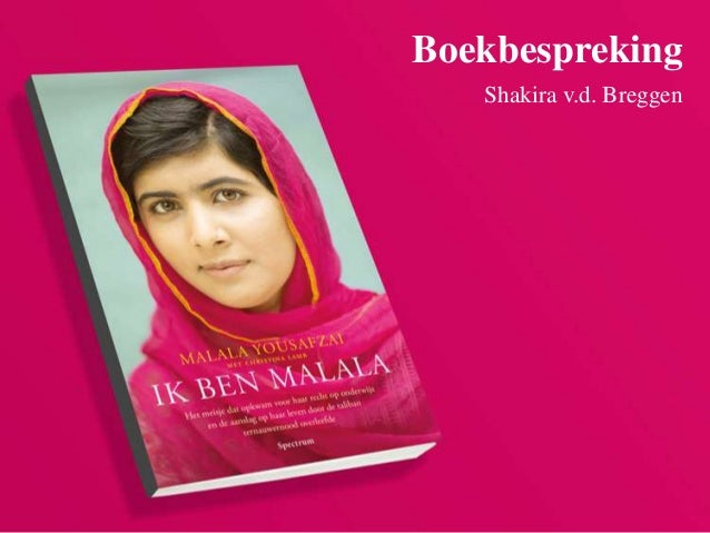 """Boekbespreking """"Ik ben Malala"""""""