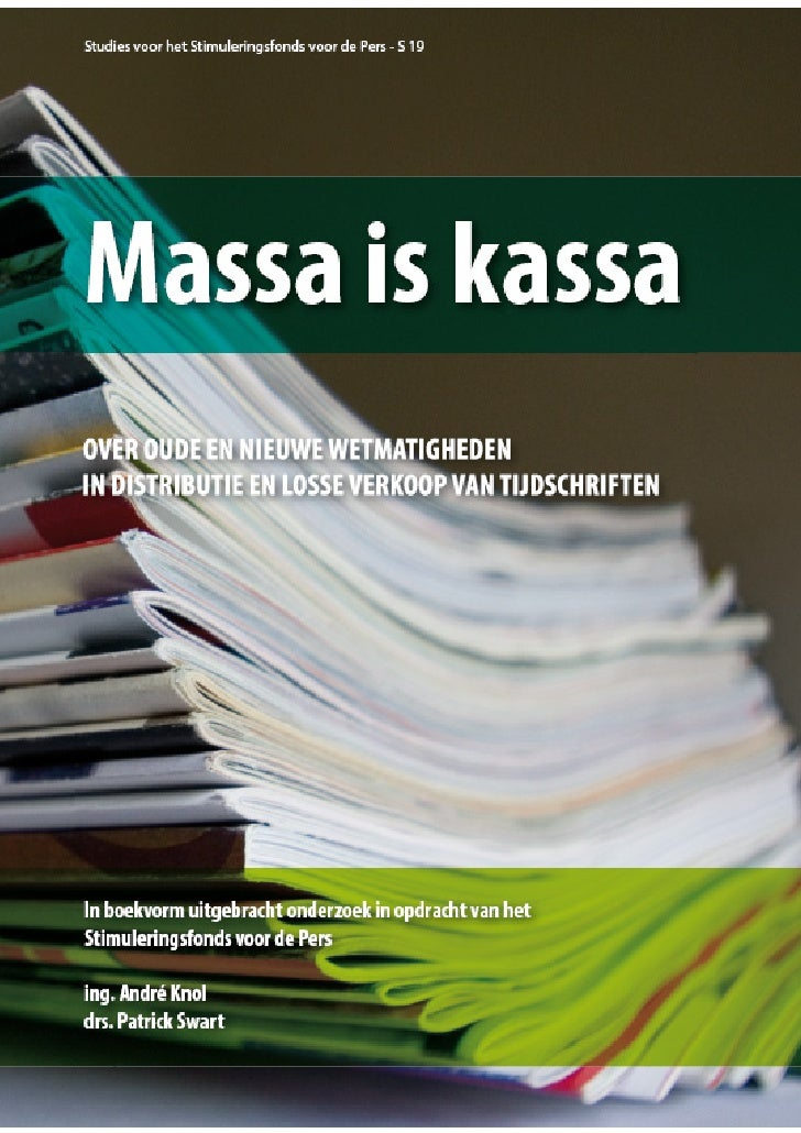 Massa Is Kassa (Samenvatting)