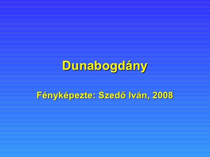 Bogdany