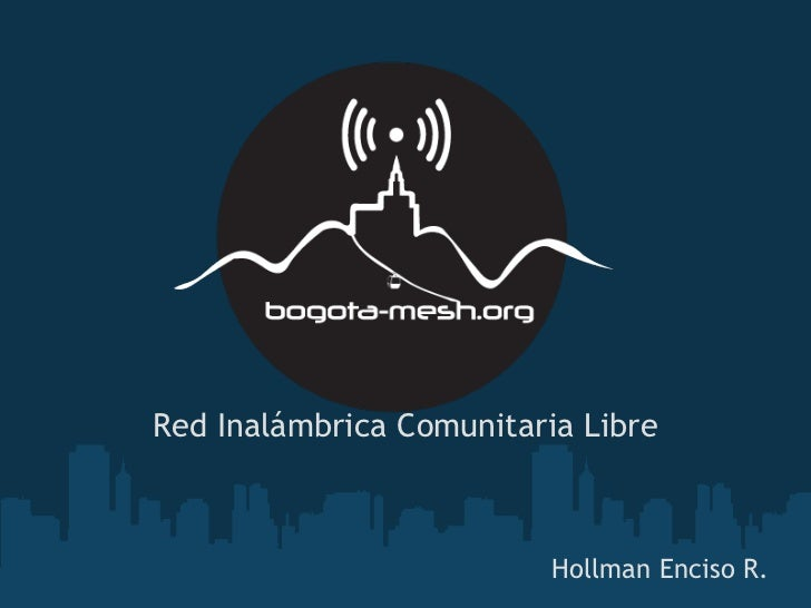 Bogota Mesh - FLISOL Bogota