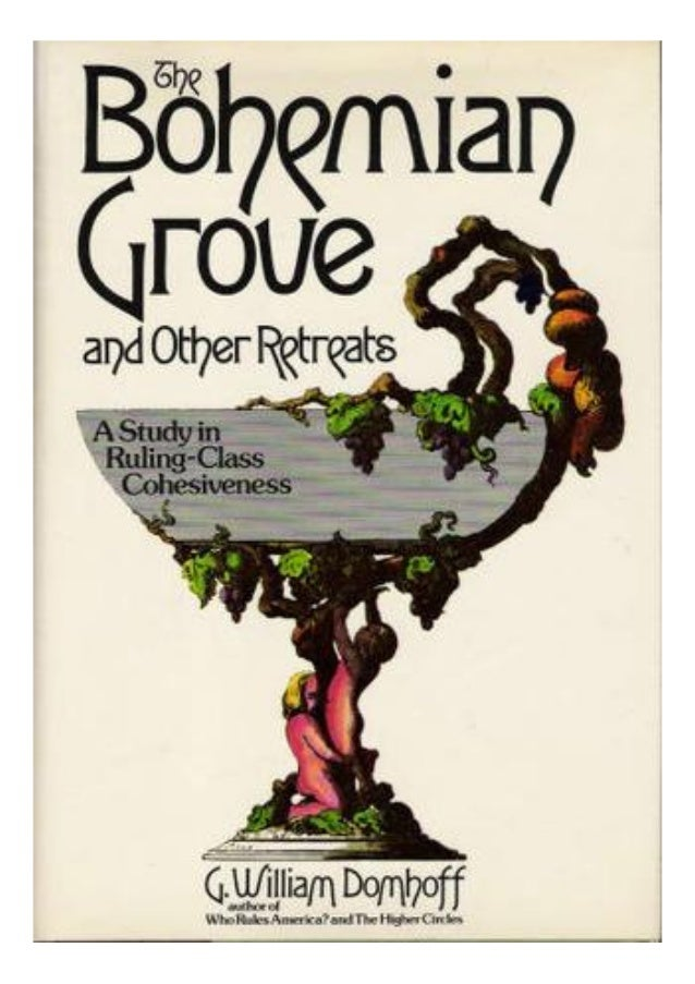 The Bohemian Grove and Other Retreats the text of this book is printed on 100% recycled paper