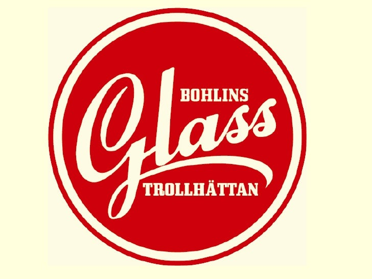 Bohlins glass