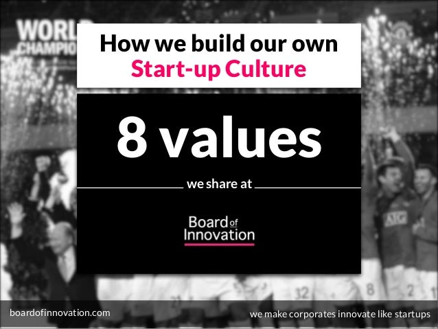we share at How we build our own