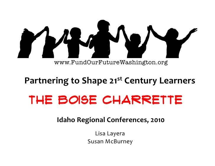 Boise charrette PDF