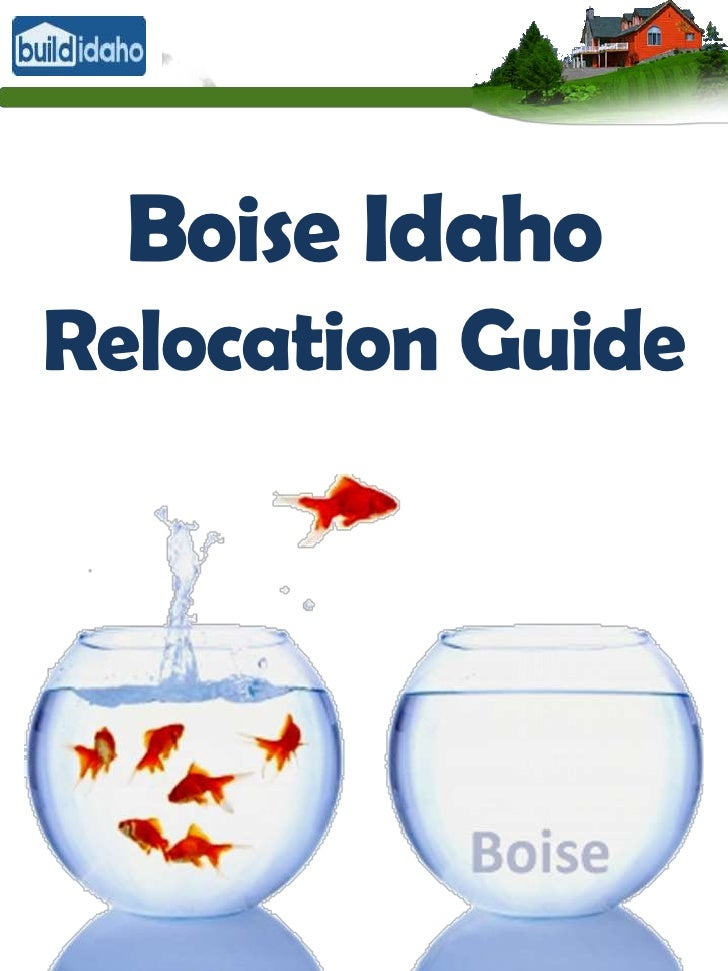 Boise Idaho Relocation Guide
