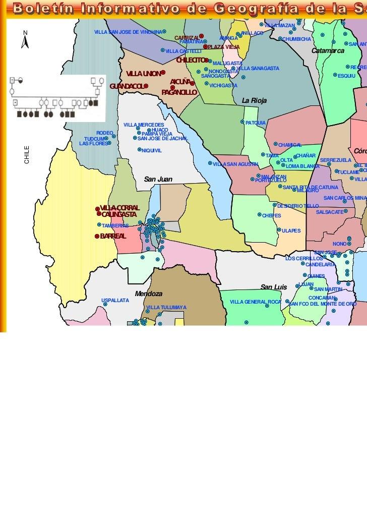 Geografía de la Salud- Boletín Informativo 5