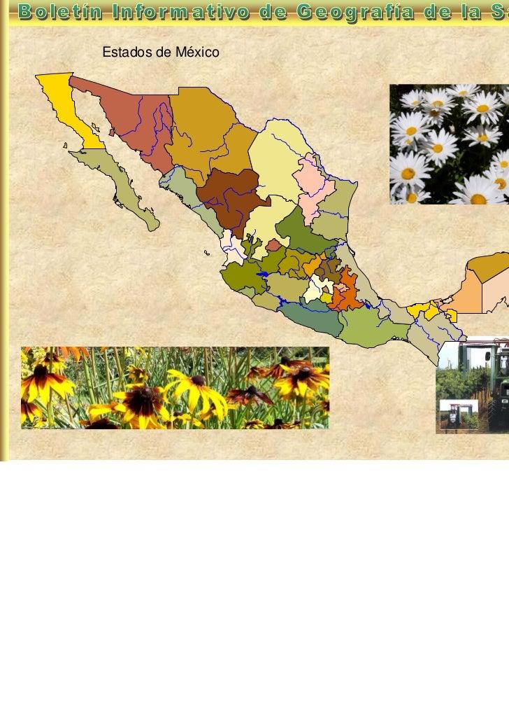 NEstados de México