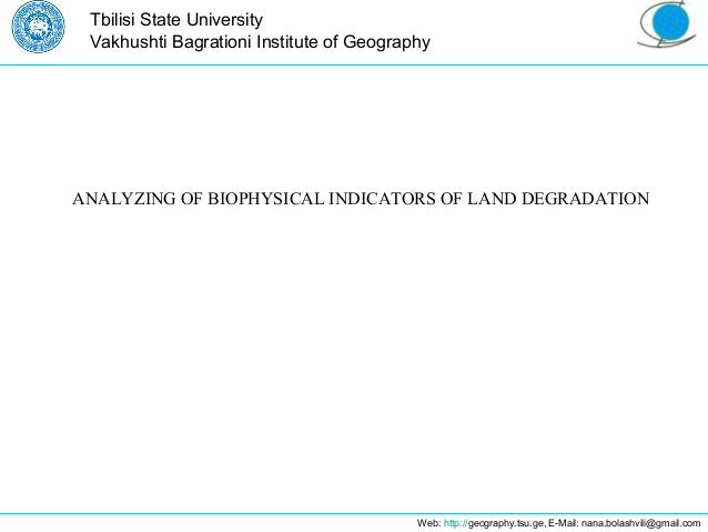 BOLASHVILI-Analyzing of biophysical indicators of land degradation-ID1602-IDRC2014_b