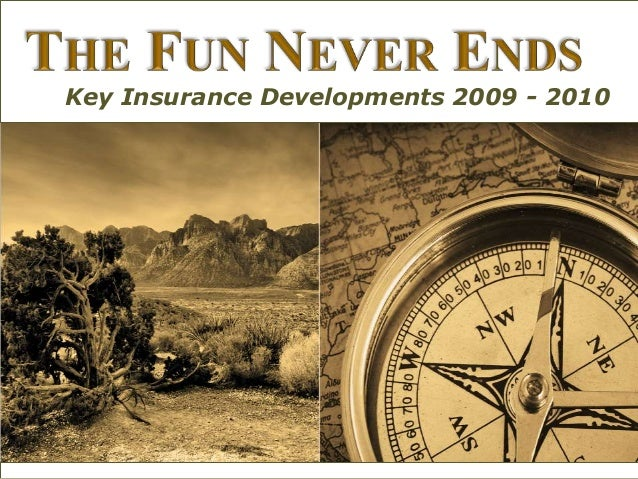 Bolender Presentation to Defense Research Institute: Key Construction Related Insurance Issues - 2009 -2010