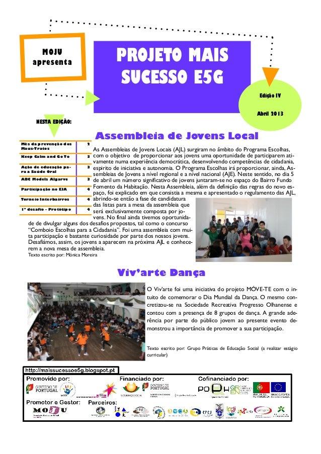 As Assembleias de Jovens Locais (AJL) surgiram no âmbito do Programa Escolhas,com o objetivo de proporcionar aos jovens um...