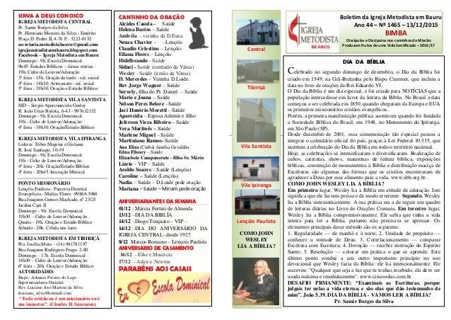 CANTINHO DA ORAÇÃO Alcides Casula - Saúde Helena Bastos – Saúde Andréia - vizinha da D.Euza Neuza Chavier - - Lençóis Clau...