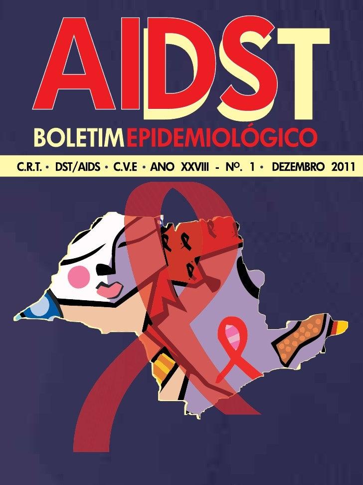 Boletim dst aids_esp2011