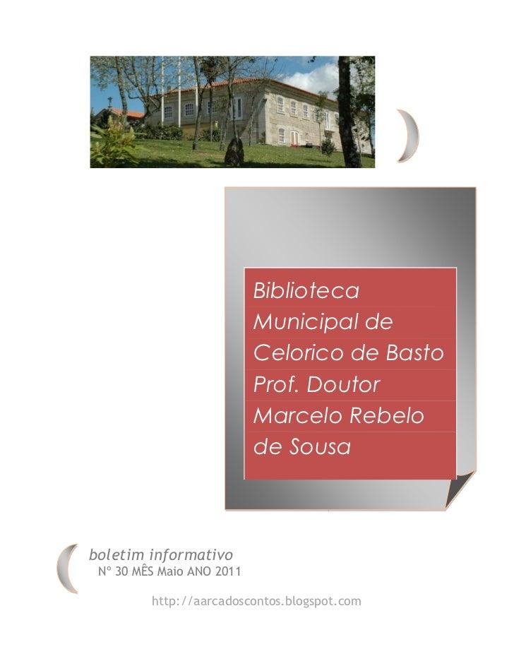 Biblioteca                           Municipal de                           Celorico de Basto                           Pr...
