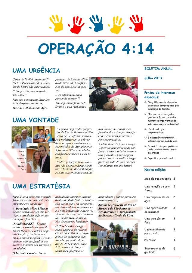 Cerca de 10 000 alunos do 1º Ciclo e Pré-escolar do Conce- lho de Sintra são carenciados; Crianças vão para a escola sem c...
