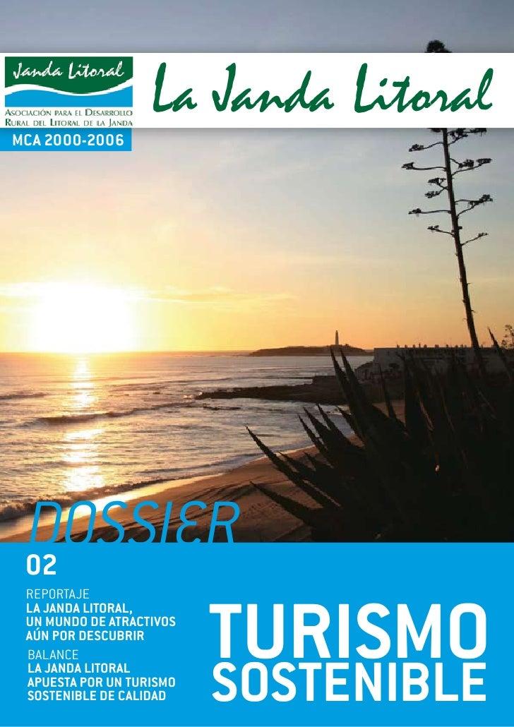dossier                                                   1                           TURISMO SOSTENIBLE                  ...