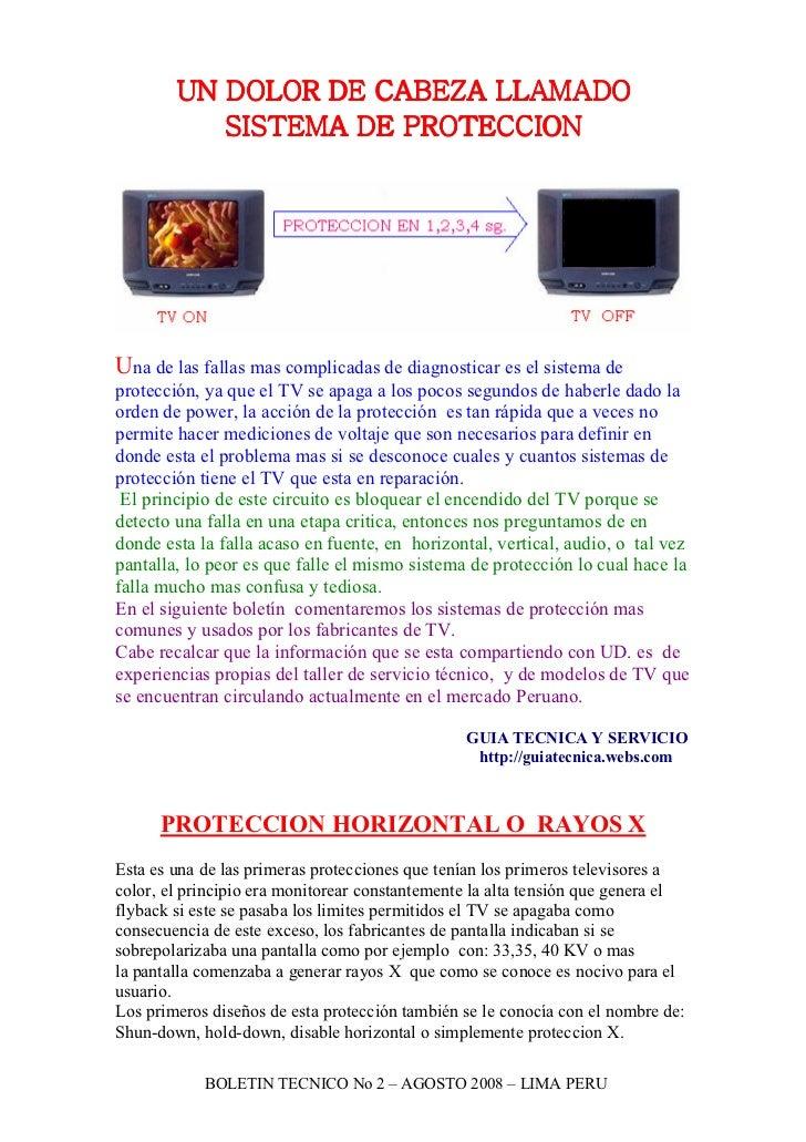 Boletin 2   proteccion