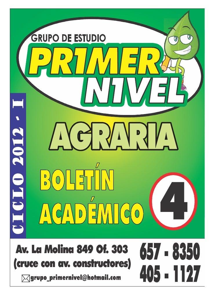 Boletin 4