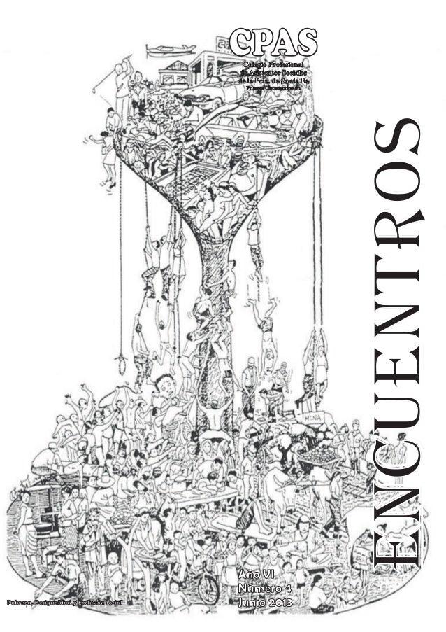 Boletín Encuentros - Junio 2013