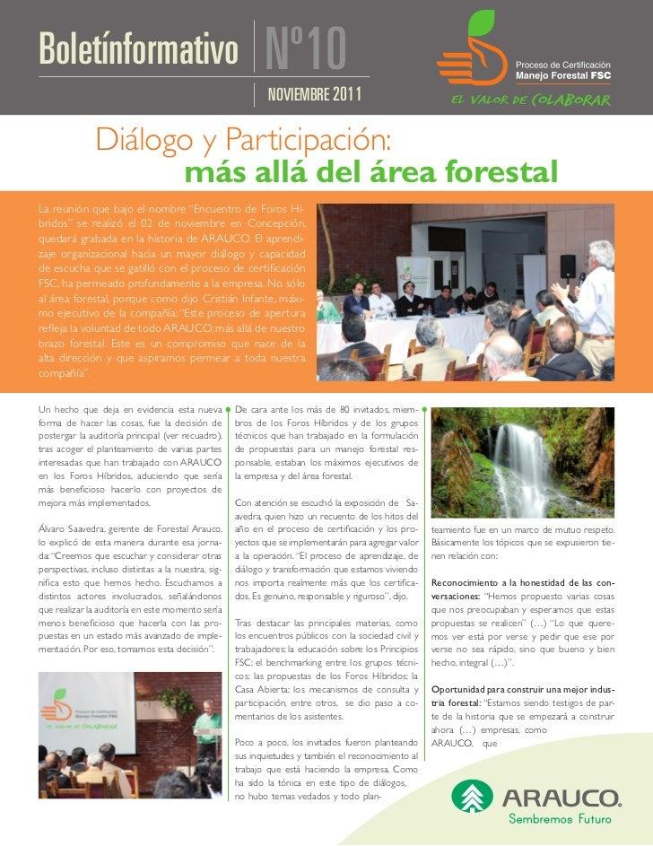 Boletinformativo 10 (nov 2011)
