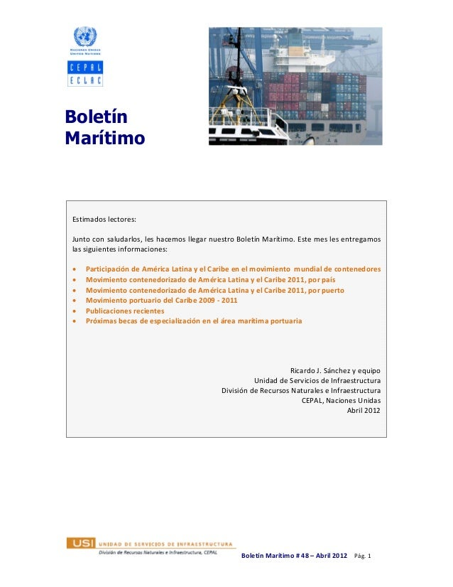 Boletin maritimo48 abril2012b