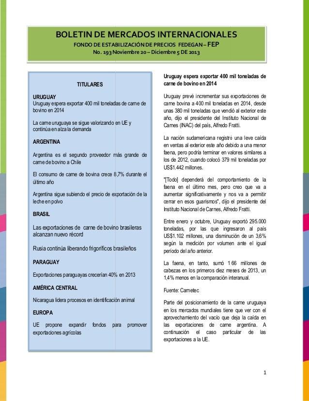 Boletin mercados internacionales_193