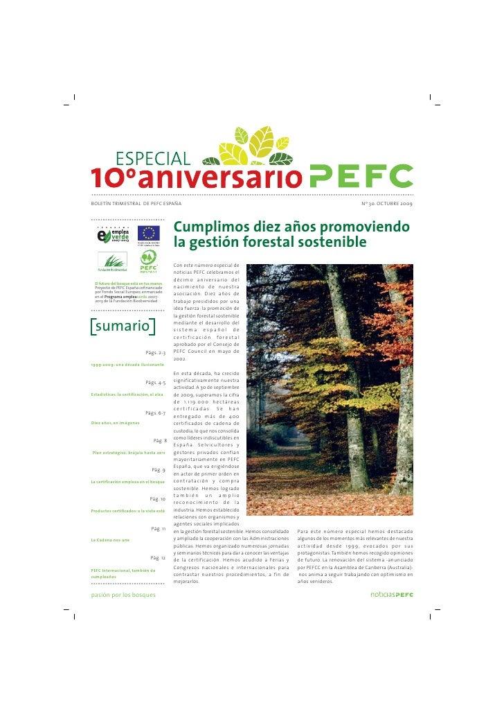 Boletin Pefc 30