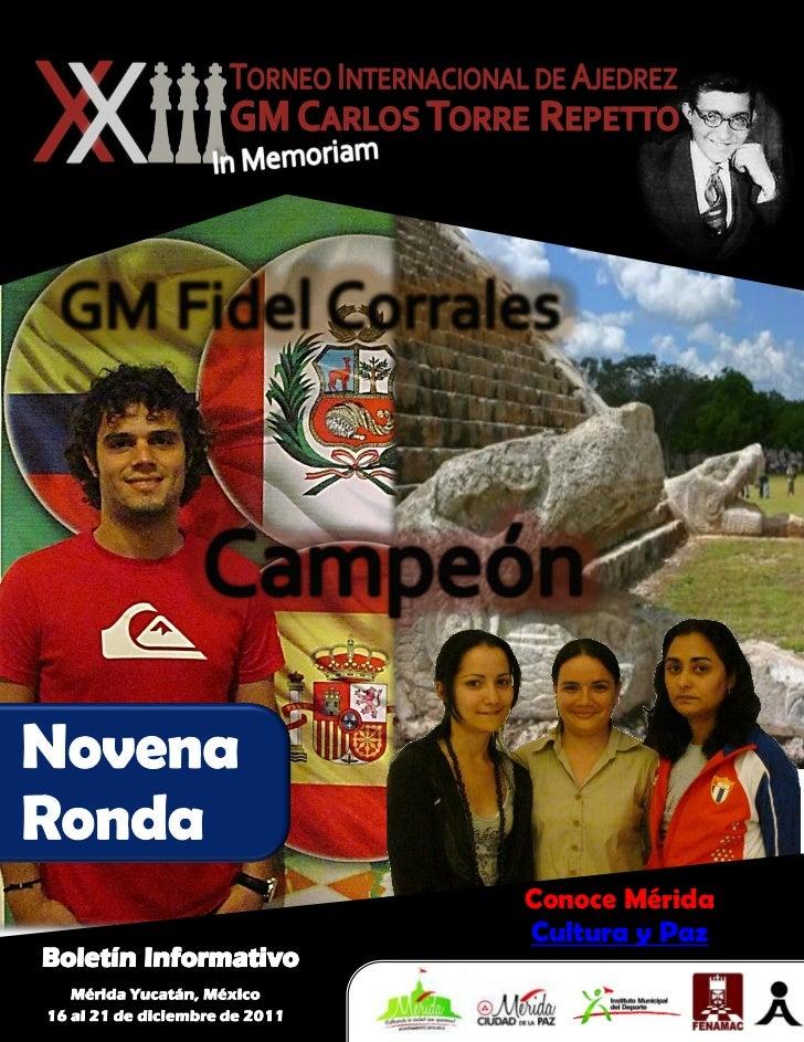 Conoce MéridaCultura y Paz