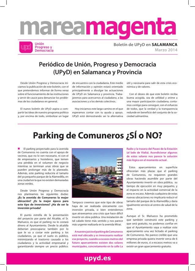 gm.villamayor@upyd.es cl.villamayor@upyd.es Pza. de la Constitución s/n - 1ª Planta. 37185 Villamayor Of. grupo municipal ...