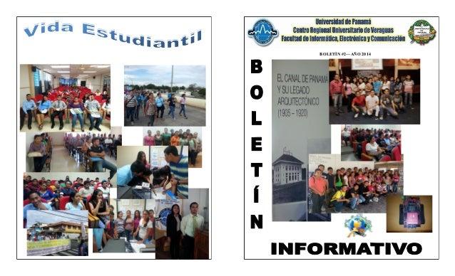 BOLETÍN #2—AÑO 2014