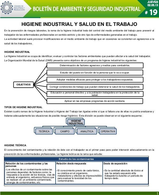Tips Seguridad Industrial y Seguridad Industrial