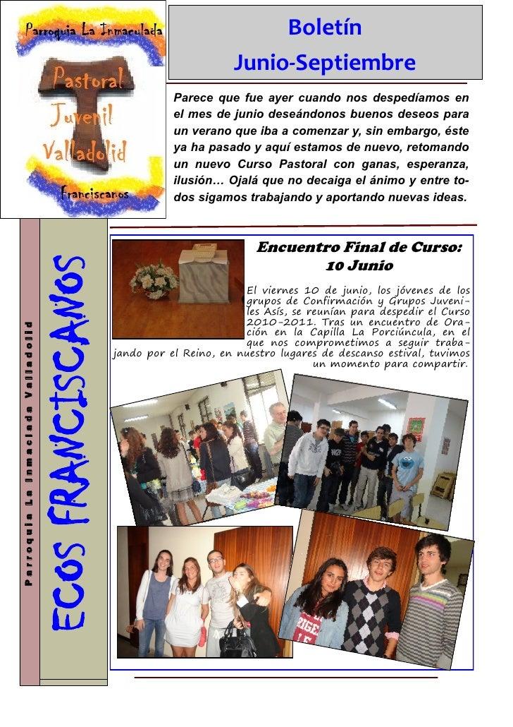 Boletín                                     Volumen 1, nº 1                                    Fecha del boletín          ...