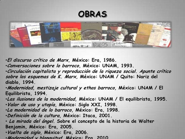 BOLIVAR ECHEVERRIA DEFINICION DE CULTURA PDF