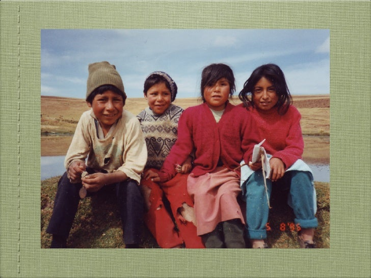 Bolivia 1995