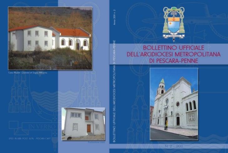 Bollettino (II/2011)