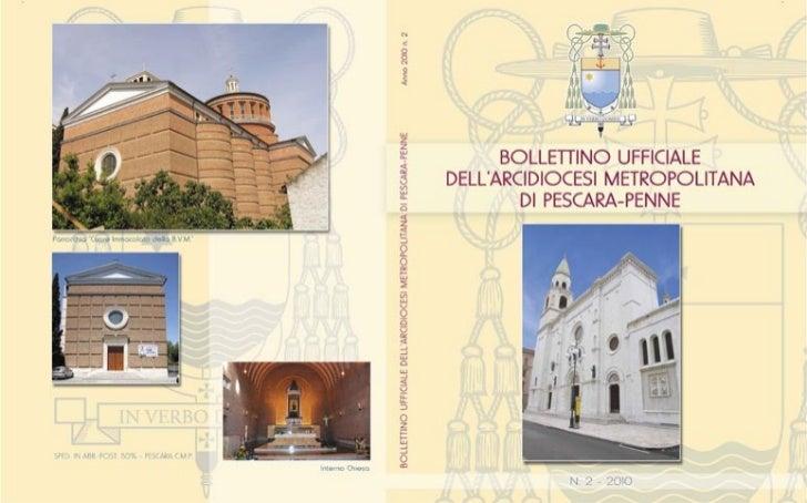 Bollettino (II/2010)