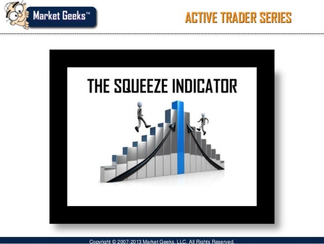 The Bollinger Band Squeeze Indicator