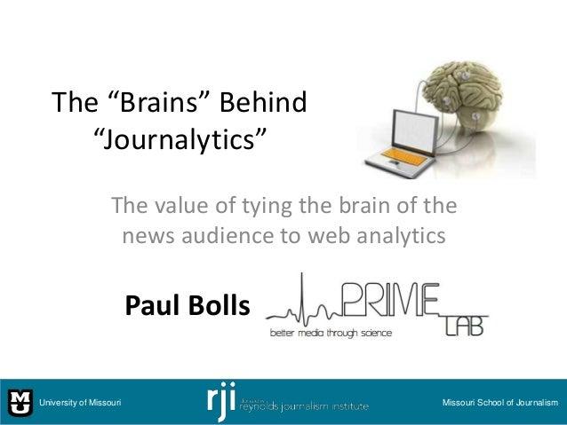 My RJI JOURNALYTICS talk 9/26/13 on Analytics and Psychophysiology