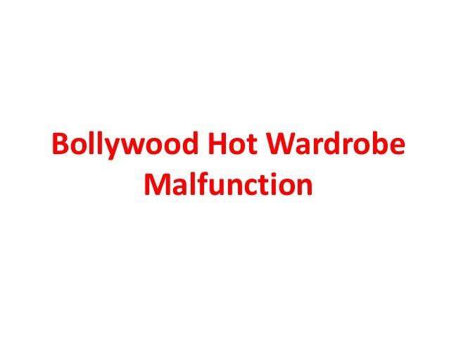 Bollywood Hot Wardrobe Malfunction