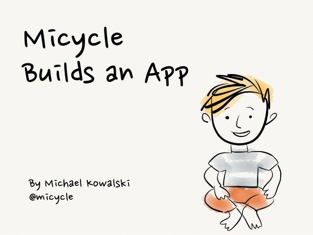 Responsive design for children's books