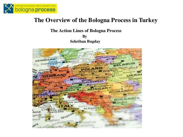 Bologna process in Turkey