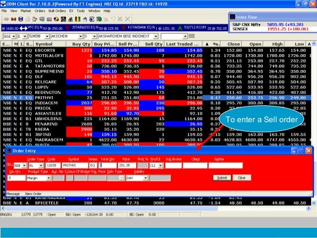 Nse forex exchange