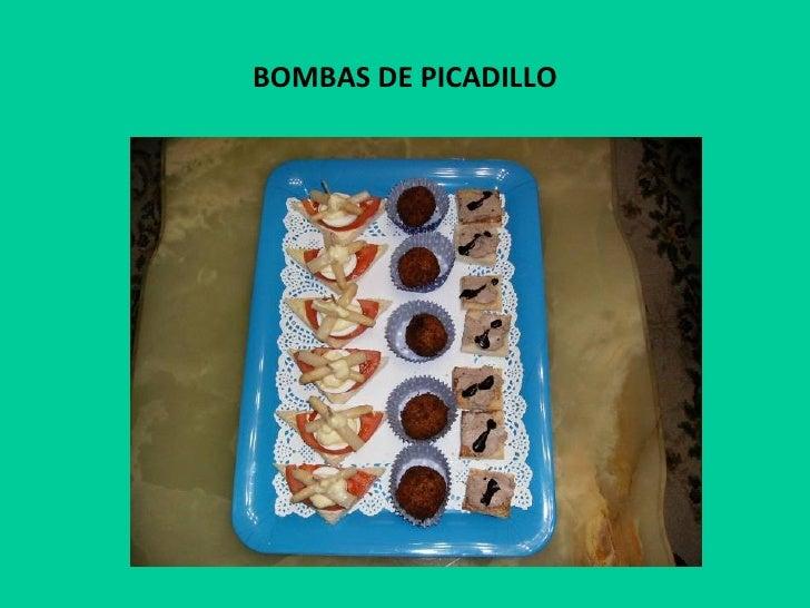 BOMBAS DE PICADILLO