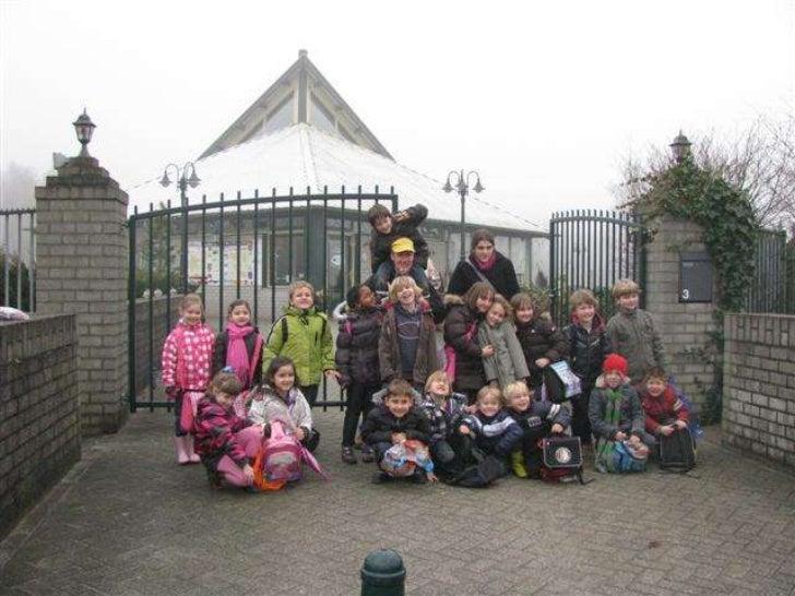 Bomenpark groep 3a 28 februari 2011