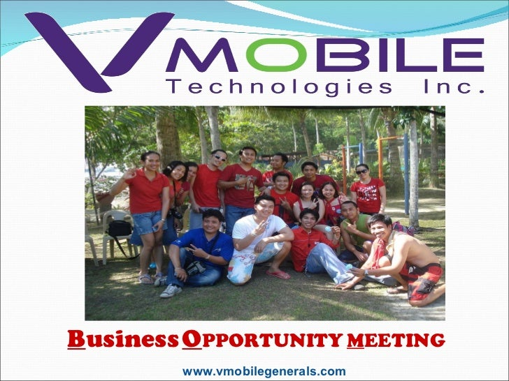 Business Opportunity Meeting Presentation