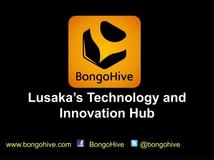 Innovation andIncubationHubs