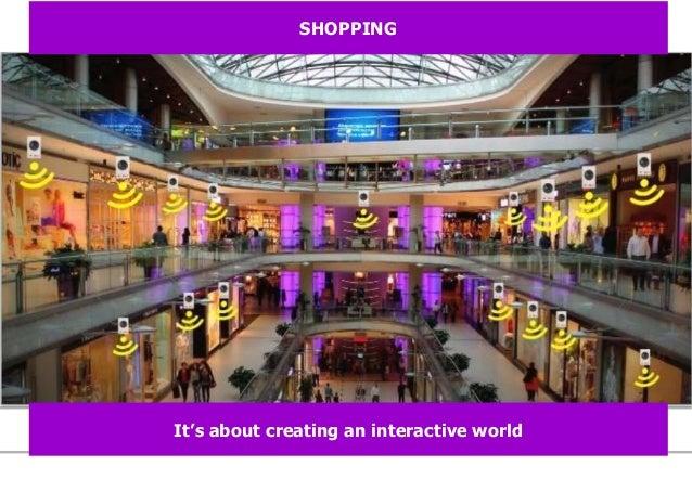 beacon summit berlin, boni presentation about mall solution, merchant app, analytics, rewarding and offer management